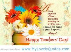 9 best teachers day images on pinterest teacher gifts teachers happy teachers day cards buscar con google m4hsunfo
