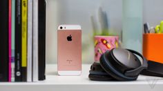 iPhone SE review: today's tech, yesterday's design - by Lauren Goode (MA '14) for The Verge - http://www.theverge.com/2016/3/25/11302968/apple-iphone-se-review