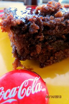 chica chocolatina mexican chocolate coke cake