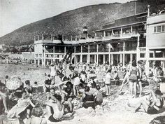 Sea Point Swimming Baths 1930 | by HiltonT