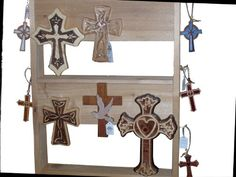 Crosses - at Jitter Beans in Mineral Wells, Texas