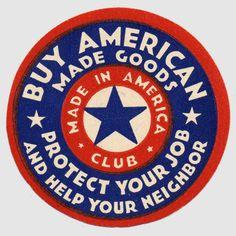 Buy American Made Goods