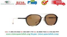 Thom Browne TBS 810 01 Sunglasses Thom Browne Sunglasses, Tbs, Youtube, Youtubers, Youtube Movies