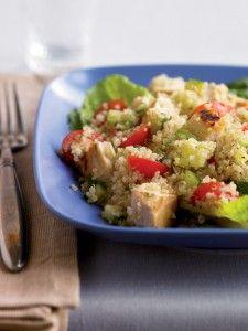 Biggest Loser Nutritionist Shares Quinoa Recipe
