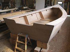 skiff plans | Lumber yard skiff - On Board with Mark Corke