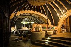 Bisate Lodge, Ruhengeri, Rwanda (Nicholas Plewman Architects, - Home Design and Decoration Volcano National Park, National Parks, Serena Hotel, Hotel Secrets, Marriott Hotels, Adventure Tours, Patio, Beautiful Architecture, Lodges