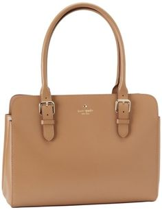 Amazon.com: Kate Spade New York Charlotte Street-Miles Tote,Dune,One Size: Clothing
