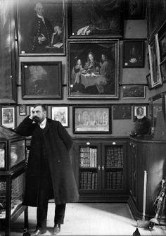 Sala da Biblioteca Pública de Évora - 1908