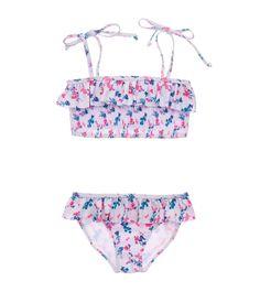 Frill Bikini, Pink Bikini, Bikini Bottoms, Bikini Tops, Boys Swimwear, Girls Bathing Suits, Boys Accessories, Two Piece Swimsuits, Kids Wear
