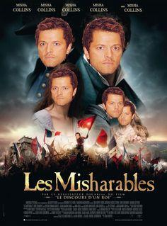 Les Misérables Misha edition
