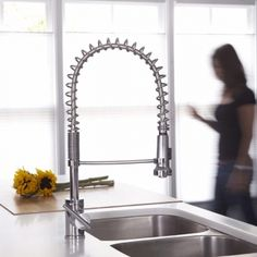 simplifying remodeling the 6 most popular kitchen faucet Cool Kitchens, Kitchen Upgrades, Easy Kitchen Upgrade, Kitchen And Bath, Popular Kitchens, Kitchen Finishes, Kitchen Faucet Styles, Kitchen Style, Kitchen Design
