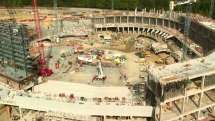 SunTrust Park - November 2015 Time Lapse