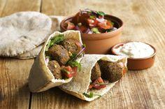 Direttamente dal Medio Oriente ecco i falafel