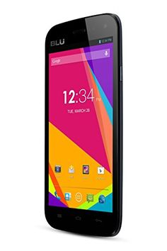 BUY NOW BLU Studio 5.0 II Unlocked Phone, Black Studio 5.0 II brings a powerful 1.3Ghz Dual core processing; combined with 512MB