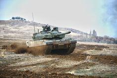 Turkish Altay MBT