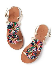 Holiday Sandal AR685 Sandals at Boden