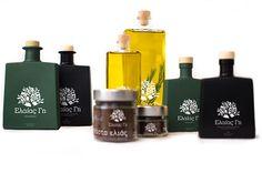 •• Diseño packaging etiquetas clásicas envases botellas aceite de oliva ejemplos embalajes y cajas