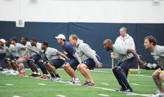 Broncos Offseason Workout Photos: Offense