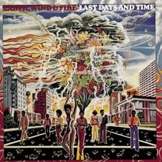 Earth Wind and Fire Album Covers | The Album Cover Art of Earth, Wind and Fire