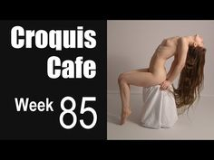 Today's Drawing Class 101: Life Drawing | The Croquis Cafe: The Artist Model Resource, Week #85
