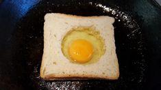 Tükörtojás pitítósban Food And Drink, Eggs, Cooking, Breakfast, Kitchen, Morning Coffee, Egg, Brewing, Cuisine