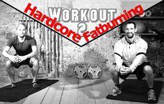 Trainieren Zuhause ohne Geräte - 18 Min Fettverbrennungs - Workout - Eff...