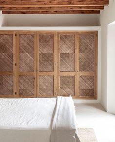 Home Interior Design, Interior Architecture, Paper Architecture, Door Design, House Design, Casa Retro, Home Decor Bedroom, Bali Bedroom, Home Projects