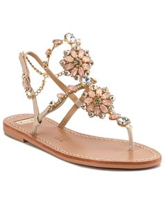exe by Tsakiris Mallas 'Connie' Leather Sandal - was $129 now $59.90