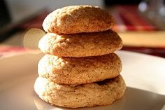 the cookie of my childhood..Snickerdoodle Cookies Recipe