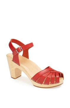 Swedish Hasbeens 'Fredrica' Sandal available at #Nordstrom
