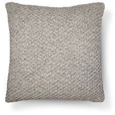 Throw Pillow Sweater Knit Oversized - Threshold™ : Target ($21) ❤ liked on Polyvore featuring home, bed & bath, bedding, blankets, oversized knit blanket, oversized blankets, oversized bedding, knit bedding and knit blanket