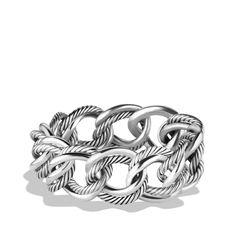 Curb Chain Small Link Bracelet