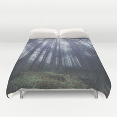 I speak ghoul Duvet Cover