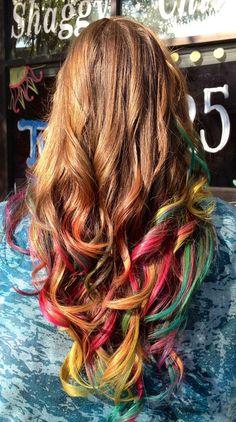 Cheveux : la tendance 'My Little Pony' débarque