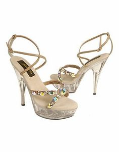 Juno Jonathan Kayne Evening Shoes by Touch Ups