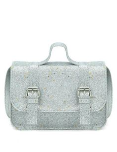 GORGEOUS Glitter Satchel Bag - Marks & Spencer £12