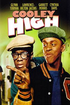 I adore this film...it reminds me so much of my teen years and being a black kid...(even though it depicted a time that was a little bit before MY actual teen years)