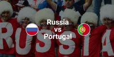 Portugal vs Russia Indian Time
