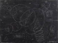 "Saatchi Art Artist Elizabeth Harris; Painting, ""Dark Energy 4"" #art"