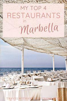 Restaurants - Best Restaurants in Marbella - TwaSL My Marbella Restaurant Guide - includes some of the best eateries in Marbella!My Marbella Restaurant Guide - includes some of the best eateries in Marbella! Old Town Restaurant, Restaurant Guide, Grill Restaurant, Great Places, Beautiful Places, Simply Beautiful, Amazing Places, Marbella Old Town, Marbella Puerto Banus
