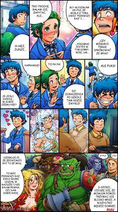 Pierwszy Raz - komiks Next Gen, odc. 19.