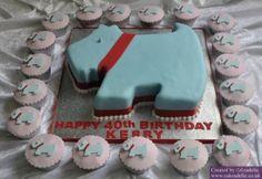 2012-10-14 Radley dog Birthday Cake 01