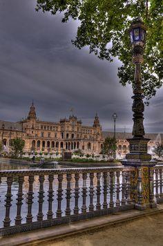 Plaza de España, Sevilla Spain    Sevilla