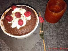 Love's Kitchen - My Cooking: Bolo floresta negra de framboesa na caneca