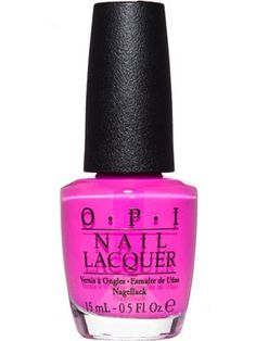Opi polish. Love the colour!! Great for summer