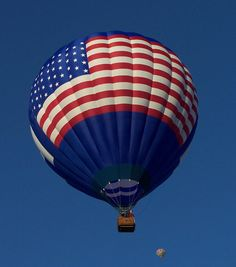The Re/Max of Midland Balloon Festival celebrated it's Anniversary Sept. 2012 at the Midland County Fairgrounds, Midland, Michigan. I Love America, God Bless America, Air Balloon Rides, Hot Air Balloon, American Spirit, American Flag, American Pride, Patriotic Pictures, Hot Dog Bar