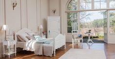 Как обустроить спальню в стиле прованс?