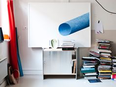 ronan erwan bouroullec: theca sideboard for magis - designboom