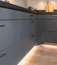 Küchen Design, New Homes, Kitchen Cabinets, Loft, Outdoor Decor, House, Inspiration, Kitchens, Home Decor
