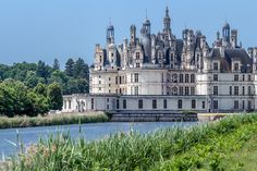 Chateau de Chambord by jerbrune on Flickr.